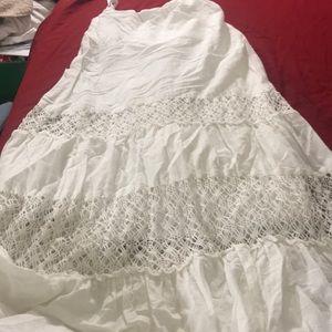 Woman's boho skirt